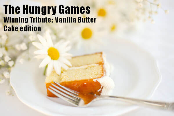 ... This week, it's all about the classic, versatile, vanilla butter cake