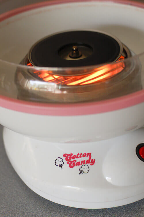 How To Make Cotton Candy With Sprinkles Tikkidocom