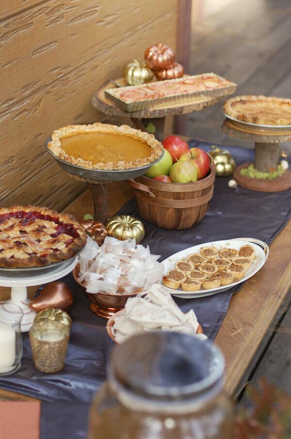 Fall Harvest Dinner Party Menu Ideas Part - 42: Tikkido.com