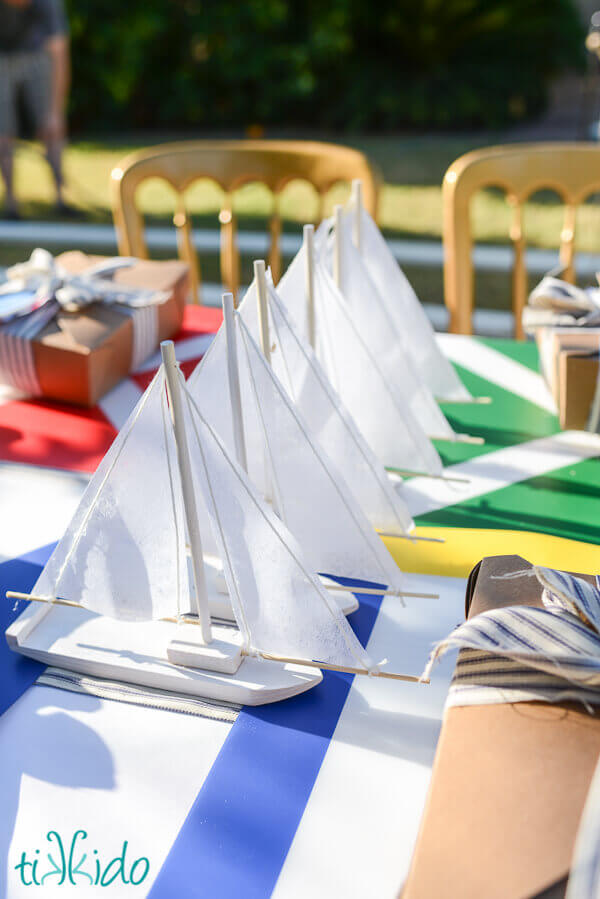 Nautical Rain Gutter Regatta Party Part 2 The Fun