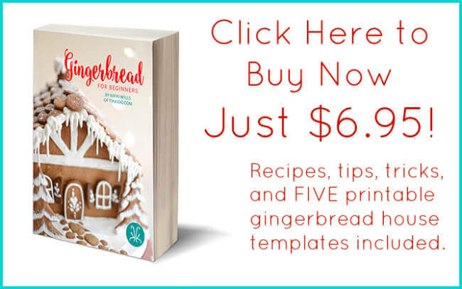 Standard gingerbread house free printable template tikkido printable gingerbread house template standard house shape pronofoot35fo Image collections
