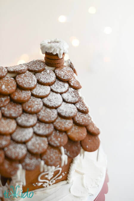 How To Make Gingerbread Shingles For A Gingerbread House