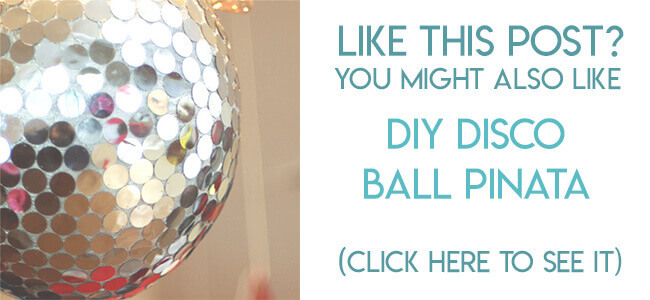 How to Decorate a Pinata with Crepe Paper Ruffles   Tikkido com