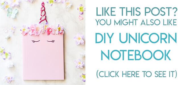 unicorn gift bag tutorial tikkido com