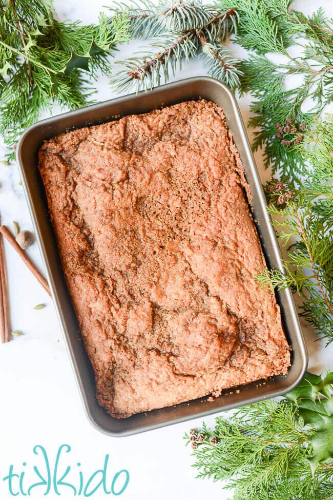 Sour Cream Coffee Cake Recipe Tikkido Com