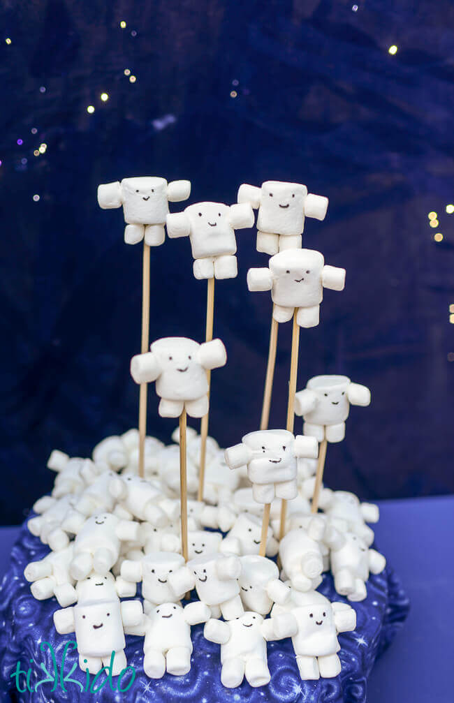 Easy Adipose Marshmallow Treats Tutorial From The Doctor