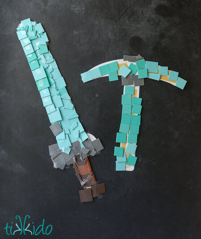 Using Craft Foam To Make Weapons
