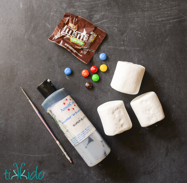 How To Make A Ghostbusters Stay Puft Marshmallow Man Treat