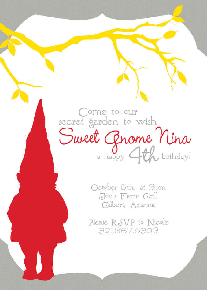 Real parties a fall gnome birthday party tikkido real parties a fall gnome birthday party bookmarktalkfo Image collections