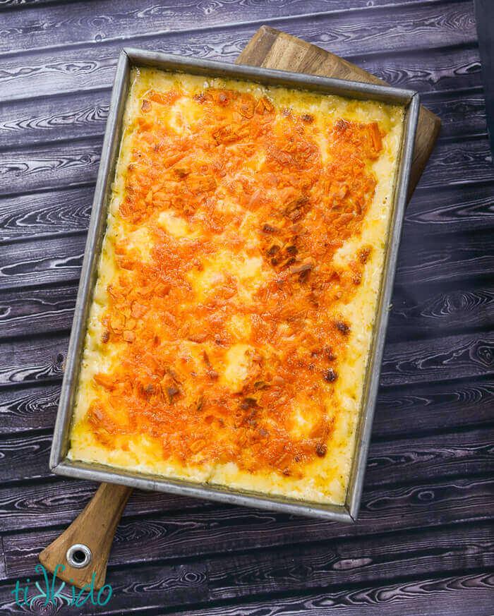 Amazing Baked Macaroni And Cheese Recipe Tikkido Com