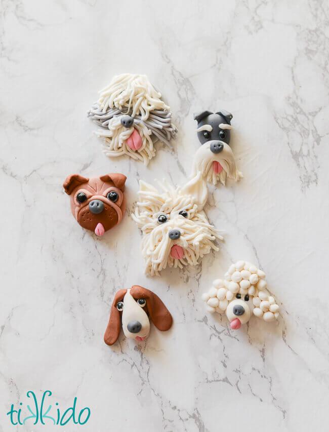 Pupcakes (Dog Themed Cupcakes)! | Tikkido.com