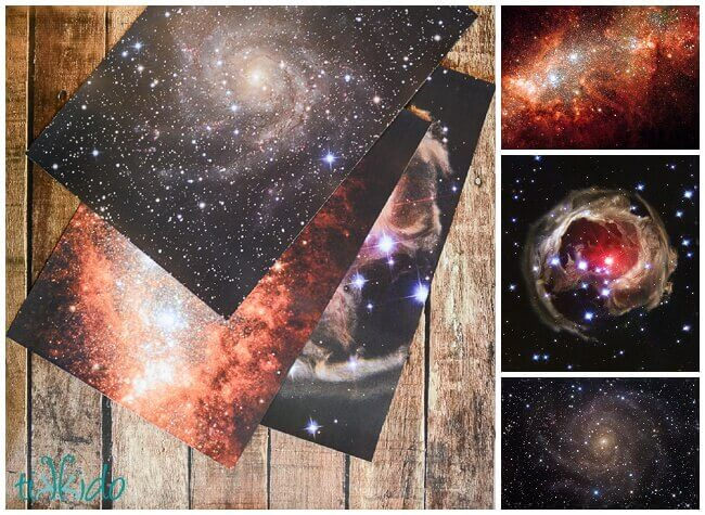 doctor who themed space gift wrap for books the gift