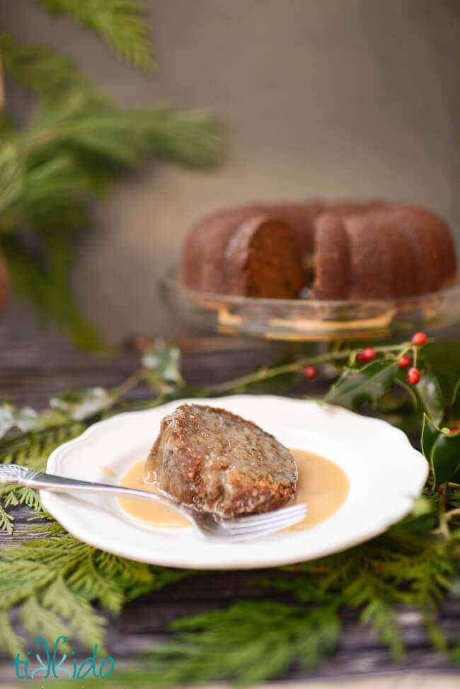 Sticky Toffee Pudding Recipe An Amazing Christmas Cake Tikkido