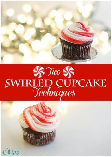 ... Easy Techniques for Making Fancy Swirled Cupcake Icing | Tikkido.com