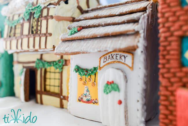 Victorian London Gingerbread Houses Tikkido Com