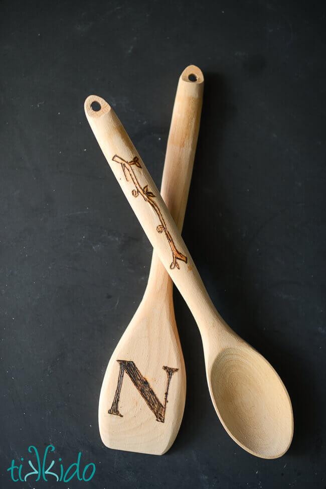 Wooden Spoon Burn Designs The Best Spoon In 2018